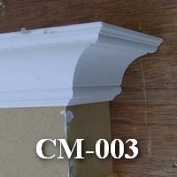 mdf cove crown molding