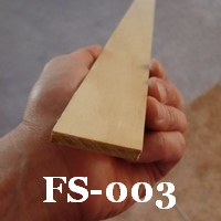 molding flat stock fir for door trim casing