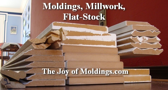 molding and millwork diy projects