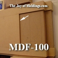 mdf board for home molding projects