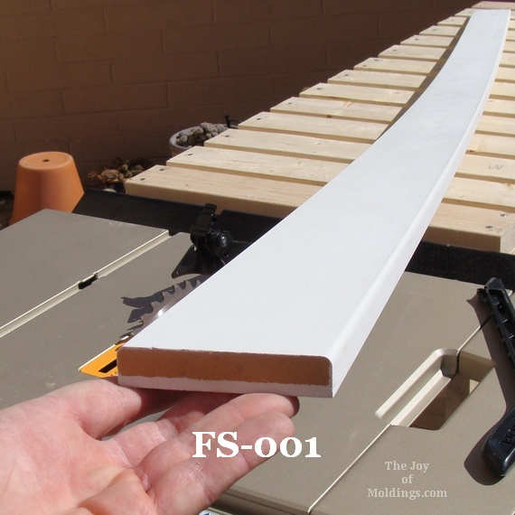 mdf board for door trim molding