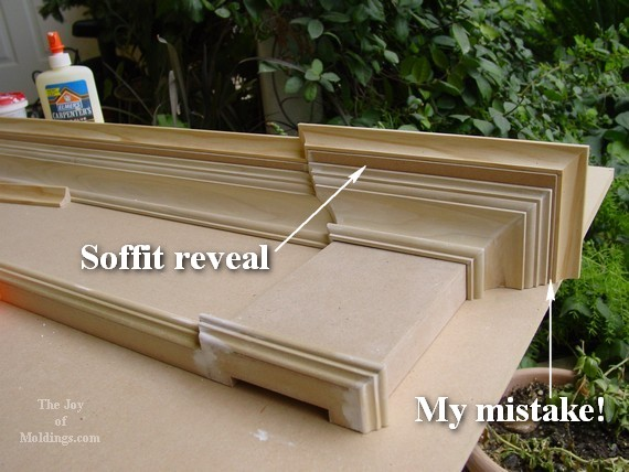 diy mdf door trim moldings free plans