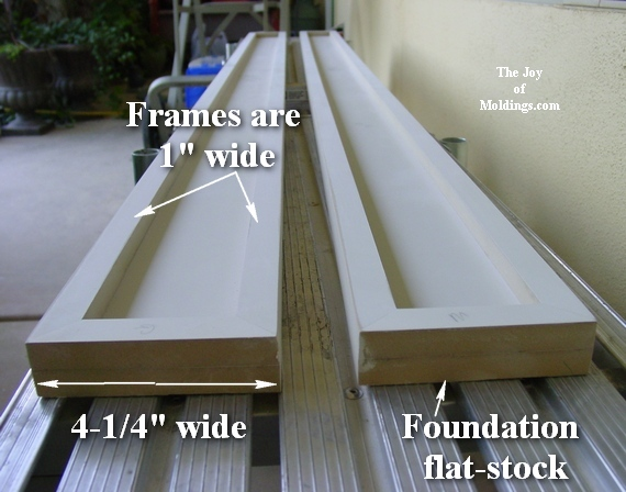 how to make mdf door trim molding piasters