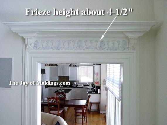 Colonial Door Trim Image Number 54 Of Colonial Door