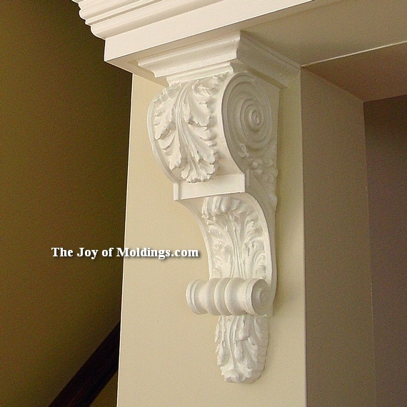 resin corbel for kitchen