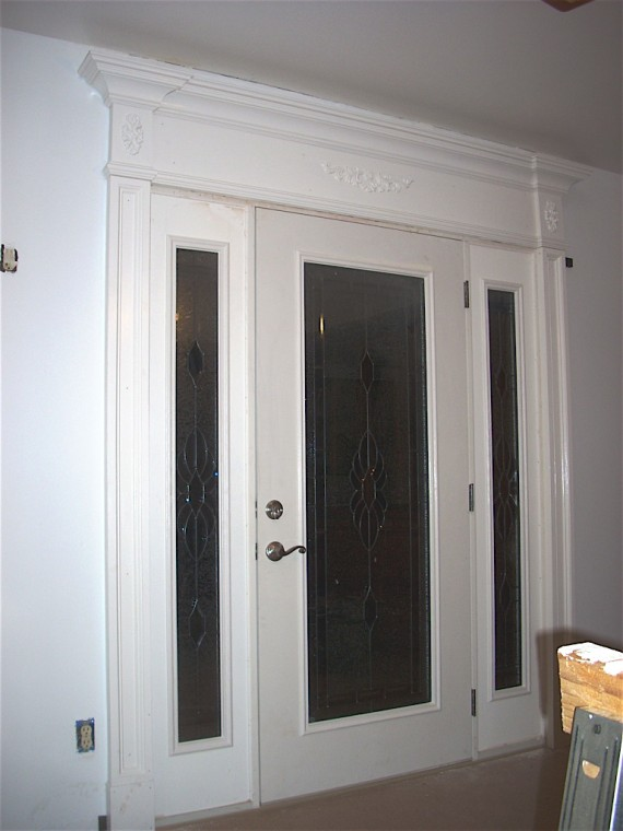 door trim moldings california