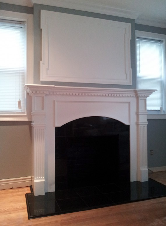 New Jersey Finish Trim Carpenter